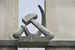锤子和镰刀 库存图片