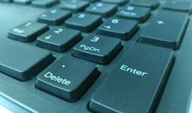 键盘 免版税库存照片
