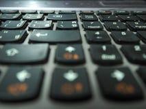 键盘 图库摄影