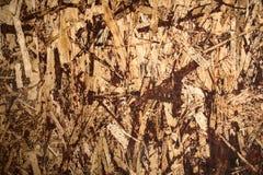 锯木屑背景 免版税库存图片