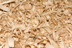 锯木屑 免版税库存图片