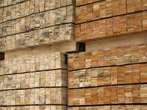 锯木材 免版税库存图片