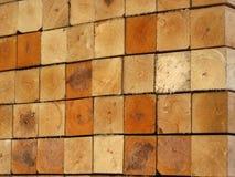 锯木材 图库摄影