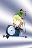 锻炼 免版税图库摄影