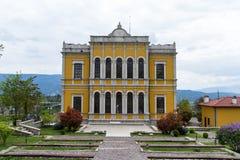 镇历史博物馆在Safranbolu 库存图片