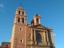 镇教会 库存照片