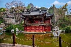 镇江Xijin Du Street Theater 库存照片