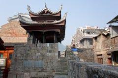镇远古镇在贵州中国 库存照片