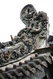 镇God& x27; s寺庙,郑州 免版税库存照片