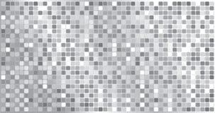 镜子马赛克现代纹理背景 免版税库存照片