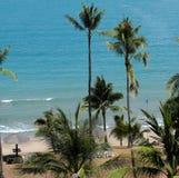 镭雍海滩泰国 库存图片
