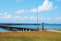 镭雍海滩泰国 免版税库存照片