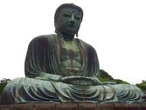 镰仓的了不起的菩萨在日本 免版税图库摄影