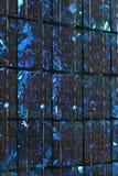 镶板太阳 免版税图库摄影