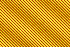 镶边红色黄色 免版税库存图片
