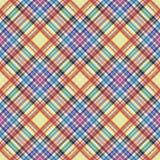 镶边背景,方形的格子呢,无缝长方形的样式,凯尔特爱尔兰语 向量例证