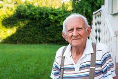 年长人 免版税库存照片