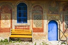 长凳修道院 图库摄影