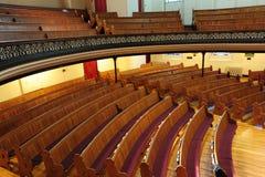 长凳教会 免版税库存图片