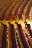 长凳教会 免版税库存照片