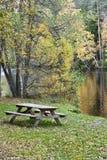 长凳湖 库存图片
