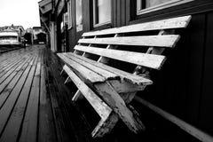 长凳 库存照片
