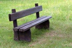 长凳 免版税库存照片