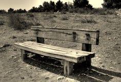 长凳 库存图片