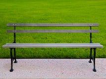 长凳hdr公园 图库摄影