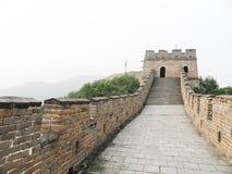 长城在中国 图库摄影