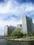 长城市的海岛 免版税图库摄影