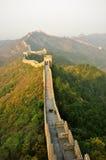 长城: 北京Jinshanling 库存照片
