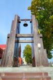 长崎纪念响铃独立广场的,米斯克,白俄罗斯 免版税库存图片