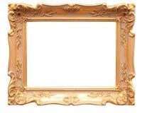 长方形宝石框架照片 免版税库存照片
