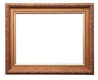 长方形宝石框架 免版税库存图片
