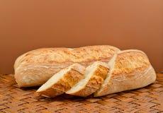 长方形宝石面包 库存照片