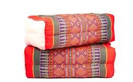 长方形枕头 免版税图库摄影