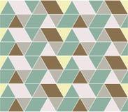长方形样式 免版税库存照片