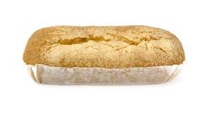 长方形的蛋糕 图库摄影