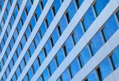 长方形蓝色Windows的样式 库存图片