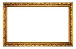 长方形画框 免版税图库摄影
