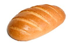 长期大面包 免版税图库摄影