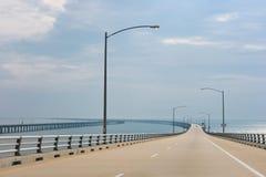 长期桥梁 库存图片