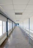 长期走廊 免版税库存图片