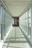 长期走廊 库存图片