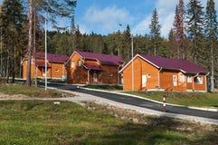 长期登上的宾馆Aist在Nizhny Tagil 俄国 免版税库存图片