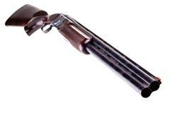 长柄水杓猎枪 免版税库存照片