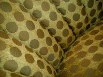 长沙发织品 免版税图库摄影