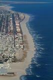 长海滩的海岛 免版税库存图片