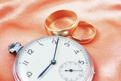 长的婚姻 免版税库存照片